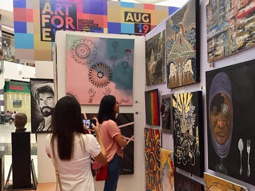 Art exhibitions in Buenos Aires