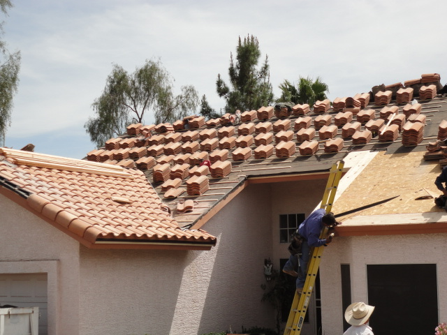 Replacing Shingles of Your Roof